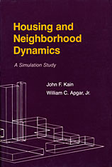 Cover: Housing and Neighborhood Dynamics: A Simulation Study