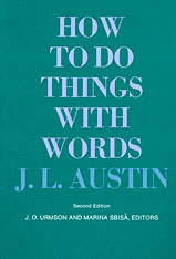 Cover: How to Do Things with Words, Second Edition