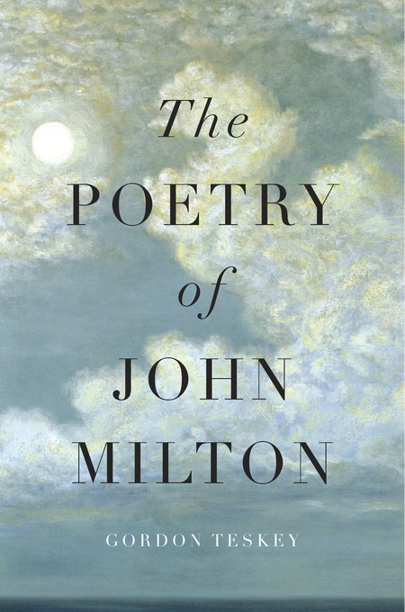Cover: The Poetry of John Milton, from Harvard University Press