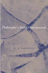 Cover: Philosophy's Artful Conversation
