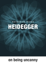 Cover: Heidegger on Being Uncanny in HARDCOVER
