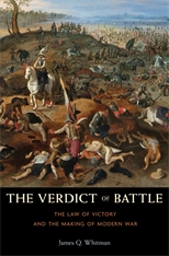 Cover: The Verdict of Battle in PAPERBACK
