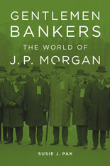Cover: Gentlemen Bankers in PAPERBACK