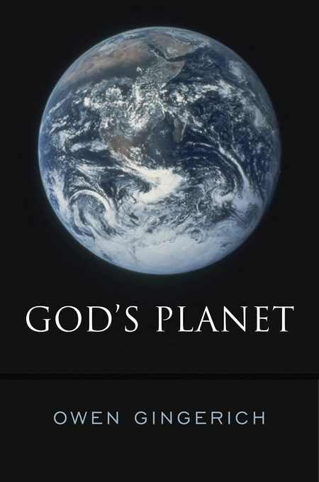 Cover: God's Planet, from Harvard University Press