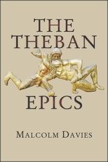 Cover: The Theban Epics in PAPERBACK