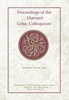 Cover: Proceedings of the Harvard Celtic Colloquium, 33: 2013