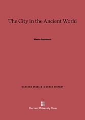 Cover: The City in the Ancient World in E-DITION