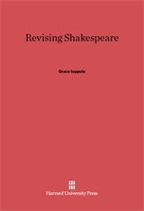 Cover: Revising Shakespeare in E-DITION