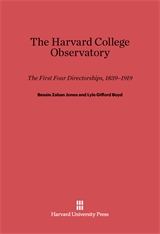 Cover: The Harvard College Observatory: The First Four Directorships