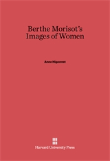 Cover: Berthe Morisot's Images of Women