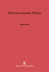 Cover: Macroeconomic Policy
