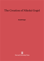 Cover: The Creation of Nikolai Gogol
