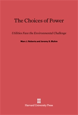 Cover: The Choices of Power: Utilities Face the Environmental Challenge
