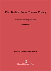 Cover: The British New Towns Policy: Problems and Implications