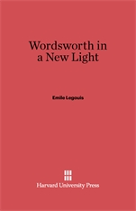 Cover: Wordsworth in a New Light