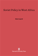 Cover: Soviet Policy in West Africa