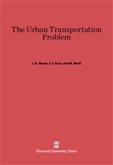 Cover: The Urban Transportation Problem