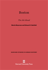 Cover: Boston: The Job Ahead