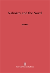 Cover: Nabokov and the Novel