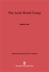 Cover: The Arab World Today: Fifth Edition