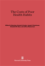 Cover: The Costs of Poor Health Habits