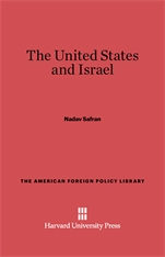 Cover: The United States and Israel