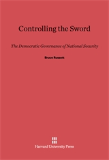 Cover: Controlling the Sword: The Democratic Governance of National Security
