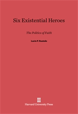 Cover: Six Existential Heroes in E-DITION