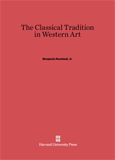 Cover: The Classical Tradition in Western Art in E-DITION