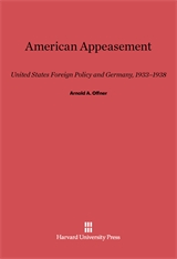 Cover: American Appeasement in E-DITION