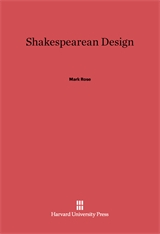 Cover: Shakespearean Design in E-DITION