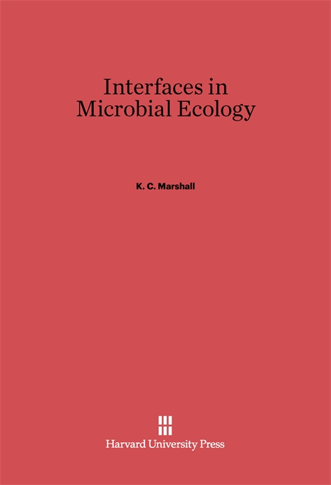 Cover: Interfaces in Microbial Ecology, from Harvard University Press