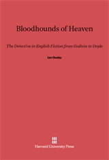 Cover: Bloodhounds of Heaven: The Detective in English Fiction from Godwin to Doyle