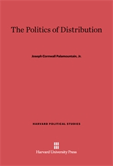 Cover: The Politics of Distribution