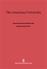 Cover: The American University