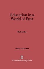 Cover: Education in a World of Fear