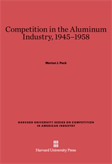 Cover: Competition in the Aluminum Industry, 1945–1958
