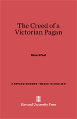 Cover: The Creed of a Victorian Pagan in E-DITION
