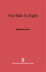 Cover: Our Side Is Right