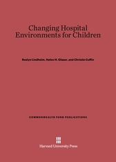 Cover: Changing Hospital Environments for Children
