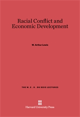 Cover: Racial Conflict and Economic Development