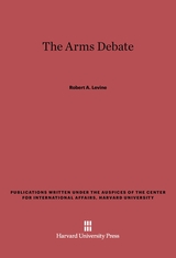 Cover: The Arms Debate