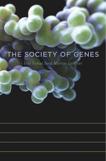Cover: The Society of Genes in HARDCOVER