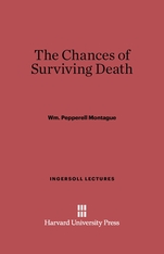 Cover: The Chances of Surviving Death