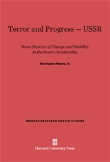 Cover: Terror and Progress—USSR: Some Sources of Change and Stability in the Soviet Dictatorship