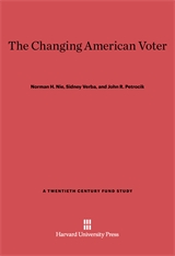 Cover: The Changing American Voter: Enlarged Edition