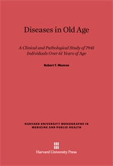 Cover: Diseases in Old Age in E-DITION