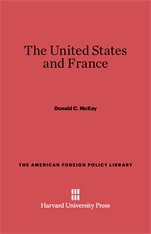 Cover: The United States and France