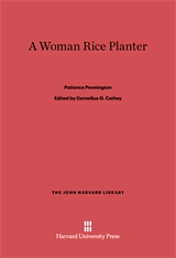 Cover: A Woman Rice Planter