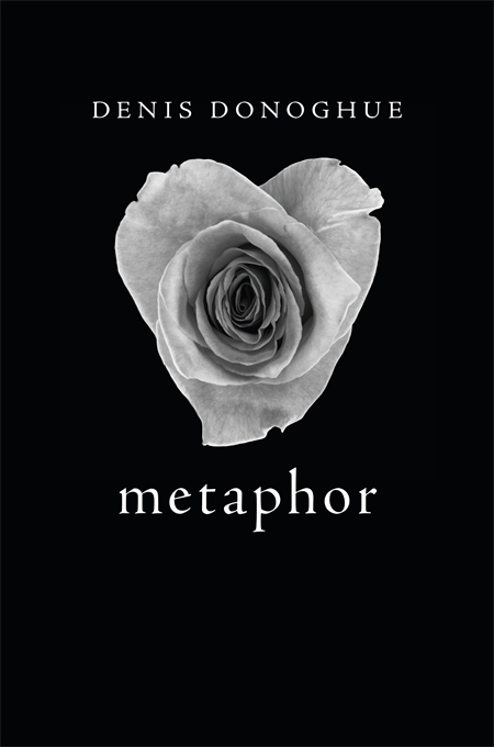 Cover: Metaphor, from Harvard University Press